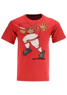 Wes & Willy Louisville Cardinals Caricature Player T-Shirt, Toddler Boys (2T-4T)