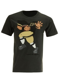 Wes & Willy Purdue Boilermakers Caricature Player T-Shirt, Toddler Boys (2T-4T)