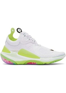 Nike White Joyride CC3 Setter Sneakers