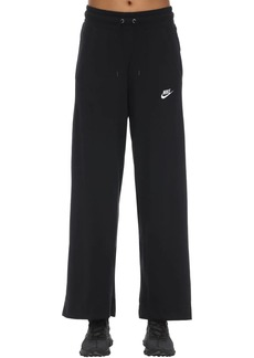 Nike Wide Leg Jersey Pants