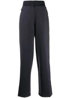 Nike wide leg track pants