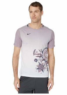 Nike Wild Run Rise 365 Top Short Sleeve