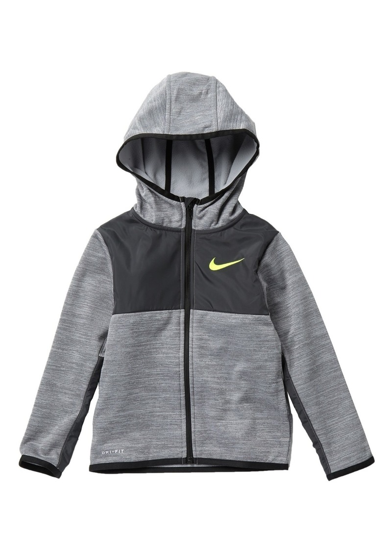 Nike Winterized Therma Hoodie (Little Boys)