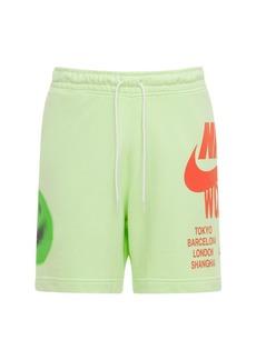 Nike World Tour Printed Shorts