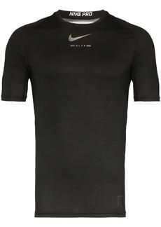 Nike x1017 ALYX 9SM logo print T-shirt
