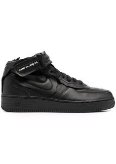 Nike x Comme des Garçons Air Force 1 Mid sneakers