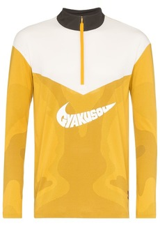Nike x Gyakusou zipped sports top