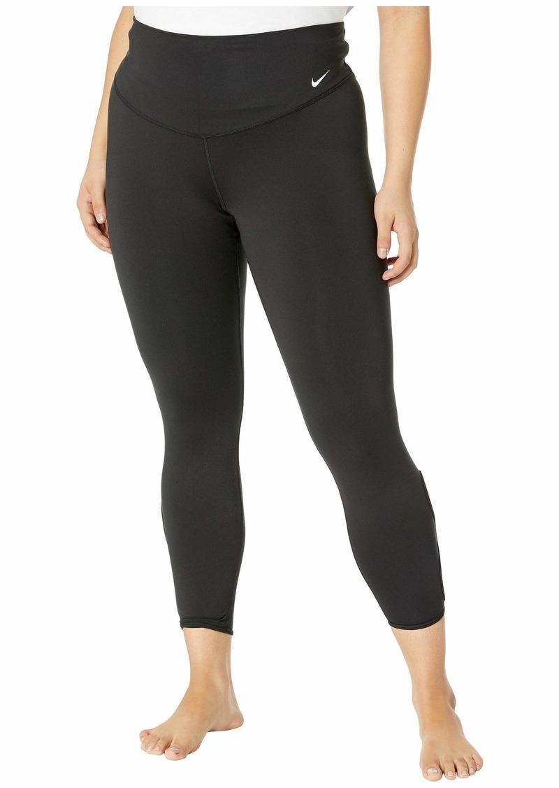 Nike Yoga 7/8 Tights (Size 1X-3X)