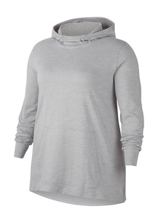 Nike Yoga Dri-FIT Pullover Hoodie (Plus Size)
