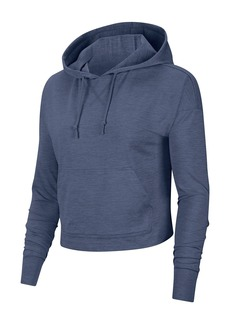 Nike Yoga Luxe Cropped Drawstring Hoodie