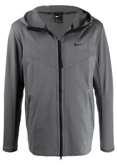 Nike zipped bomber jacket