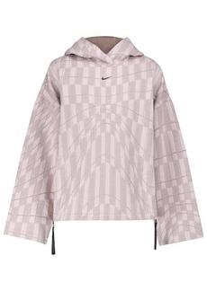 Nike Zipped fleece hoodie