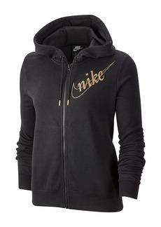 Nike Zull ZIp Fleece Hoodie