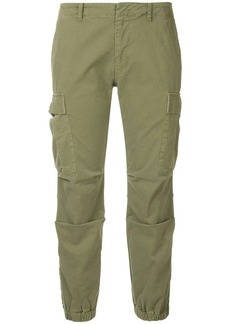 Nili Lotan cropped cargo trousers
