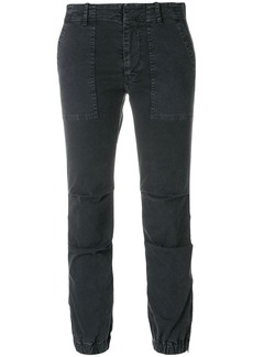 Nili Lotan cropped fitted trousers