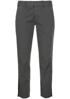Nili Lotan East Hampton cropped trousers