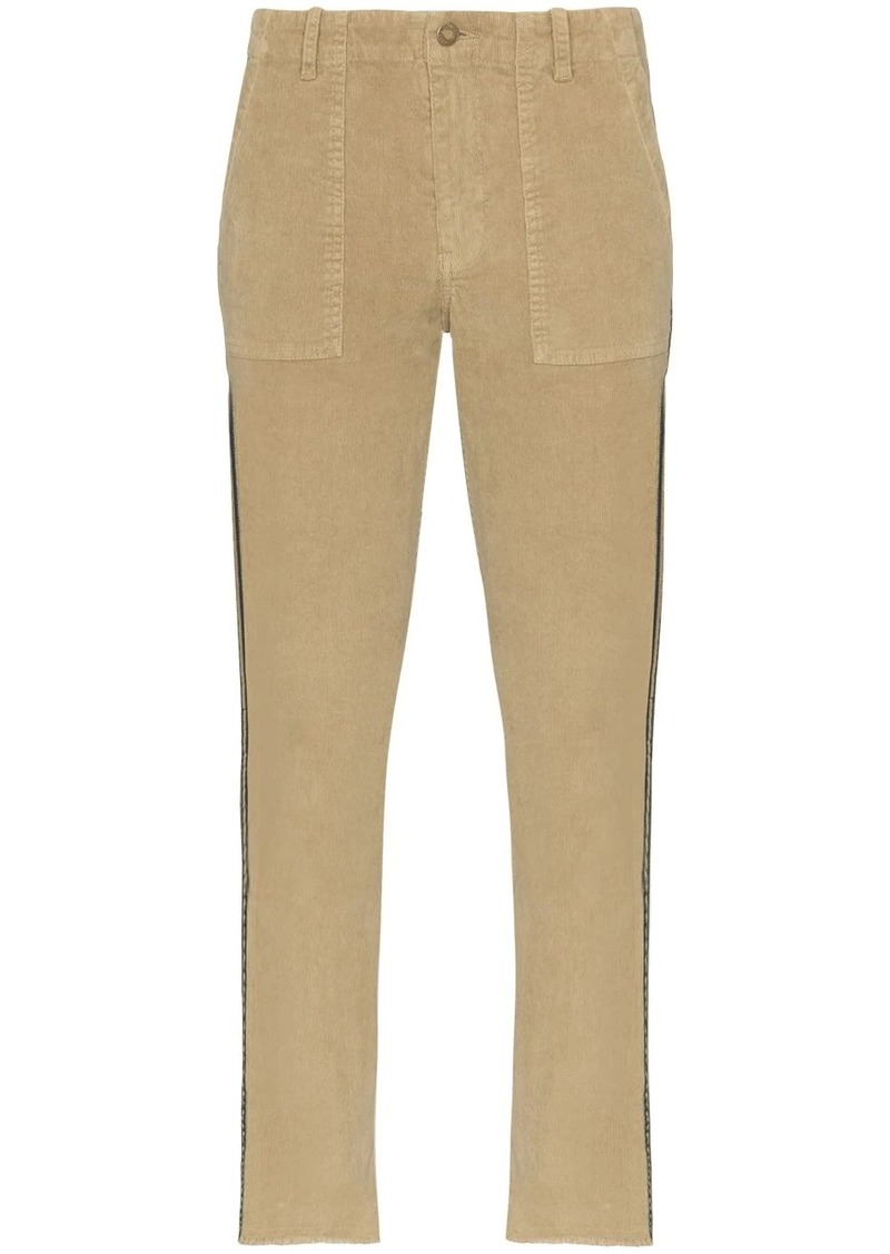 Nili Lotan Jenna striped corduroy trousers