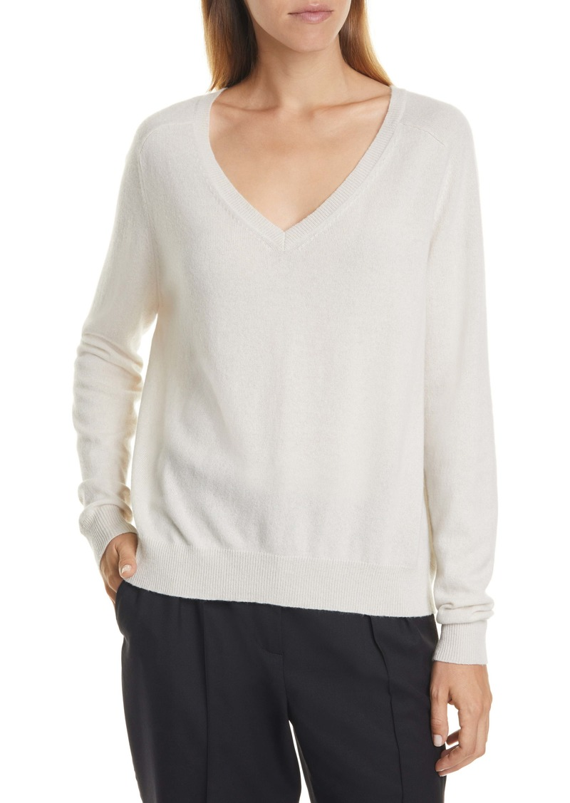 Nili Lotan Ashbury Cashmere Sweater
