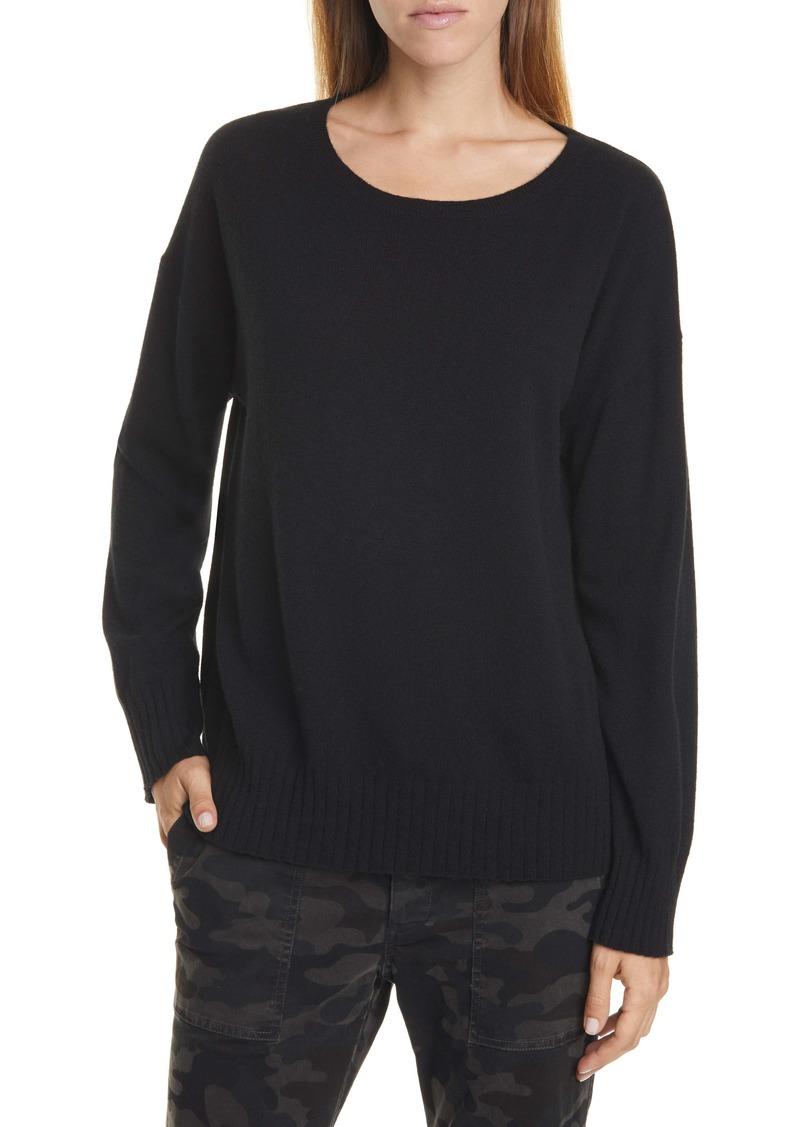 Nili Lotan Cashmere Boyfriend Sweater