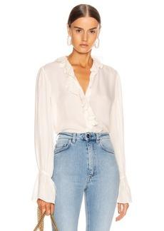 NILI LOTAN Cecily Shirt