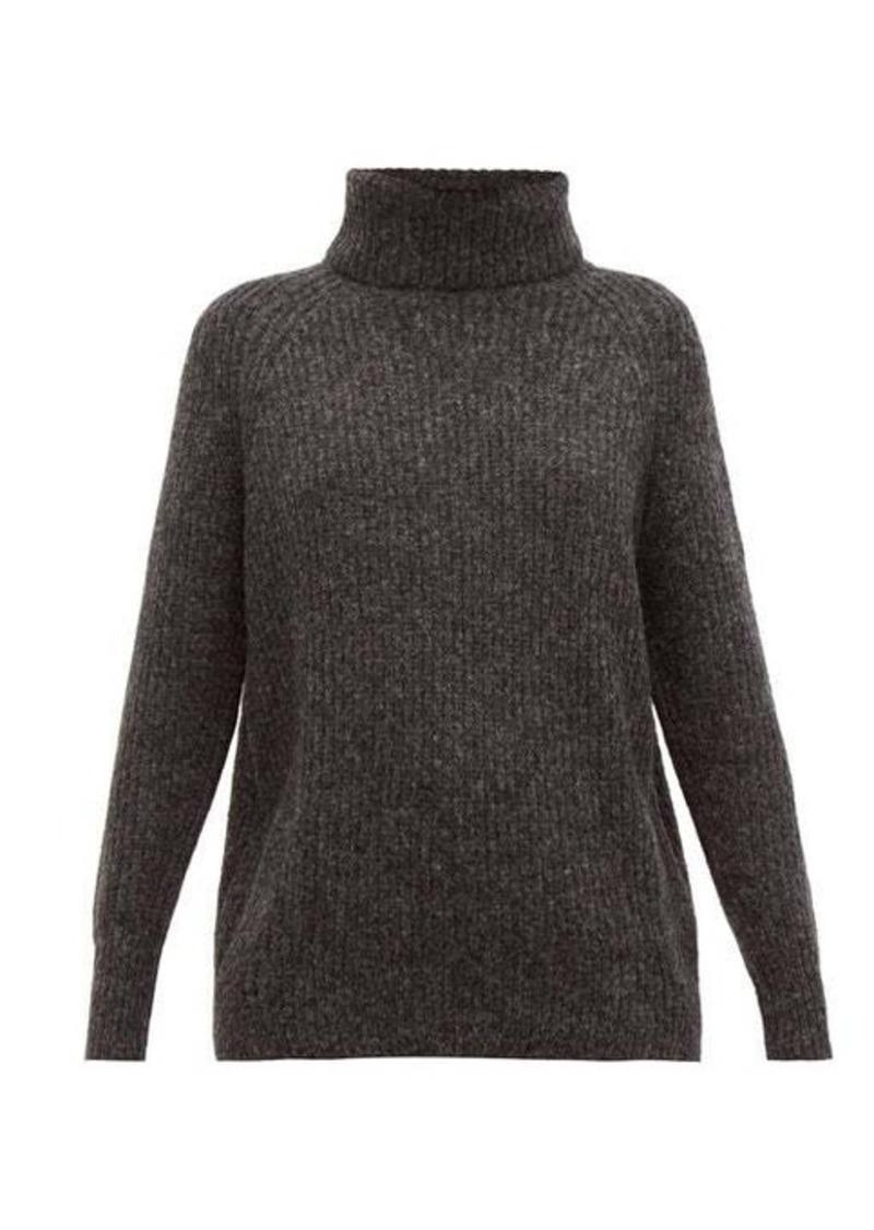 Nili Lotan Douglass roll-neck sweater