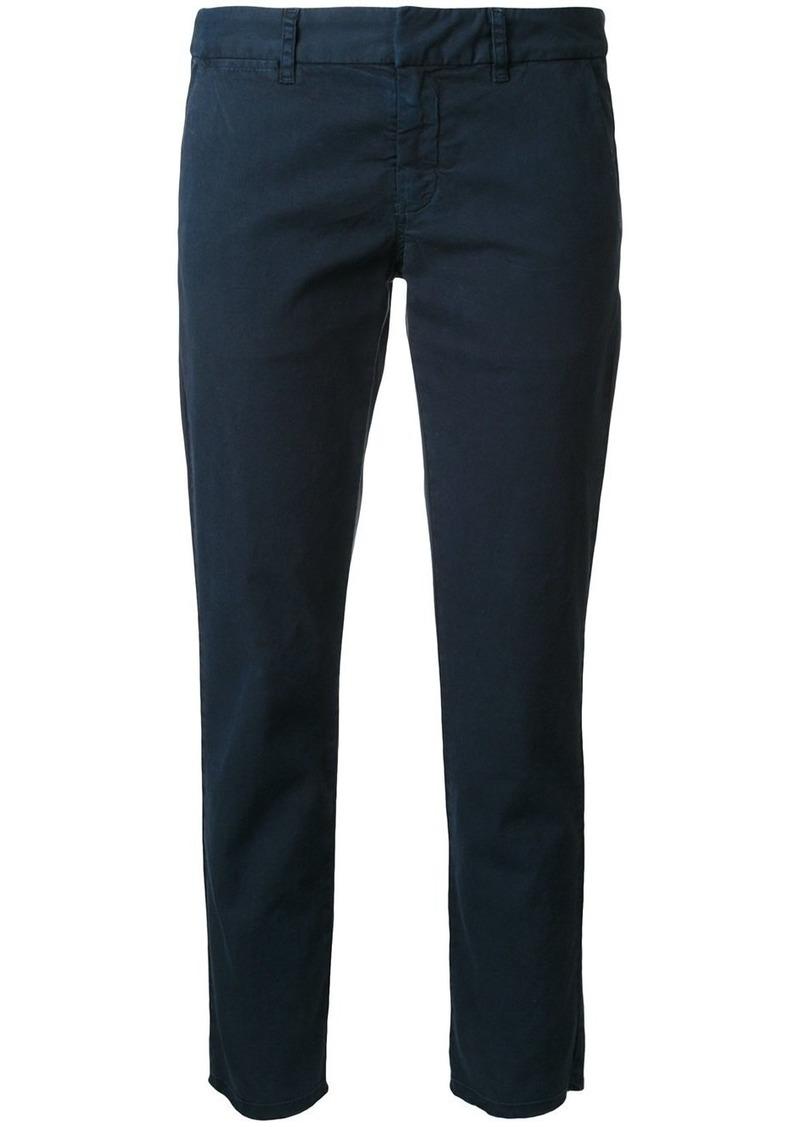 Nili Lotan 'East Hampton' cropped trousers