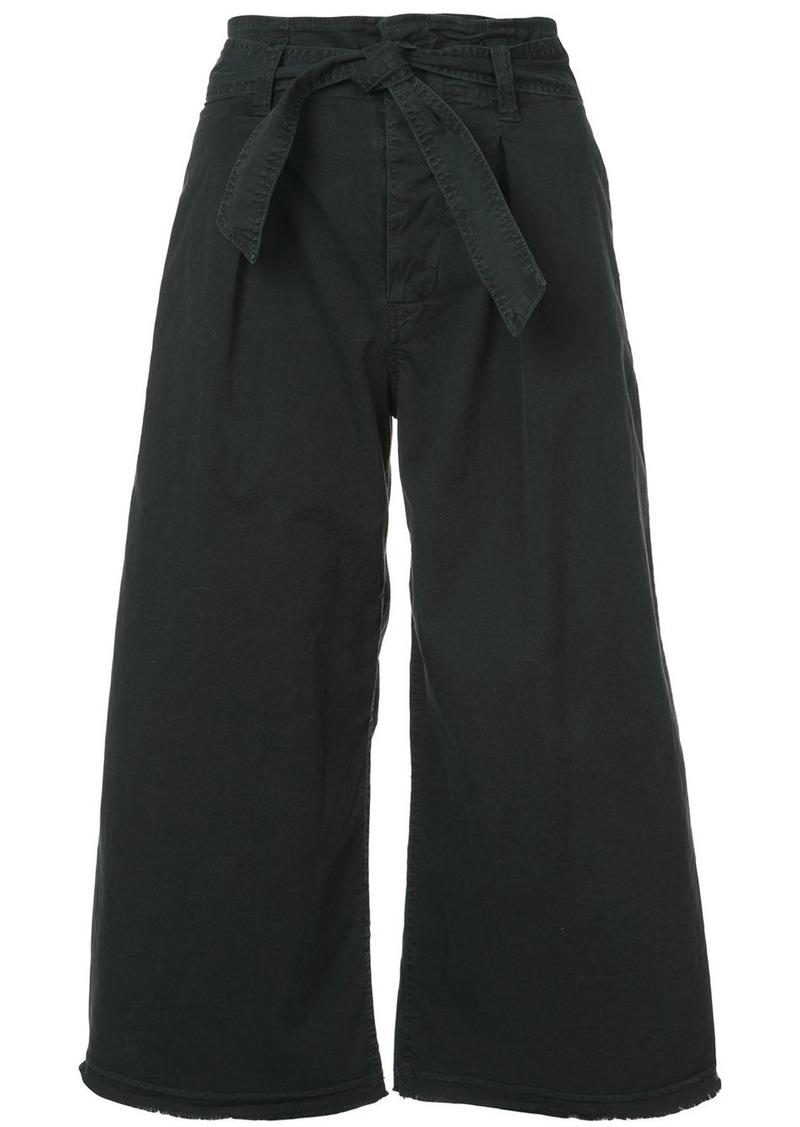 Nili Lotan Ellie wide leg culottes