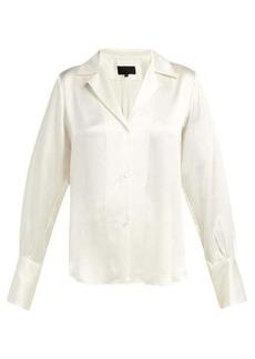 Nili Lotan Emmen silk shirt