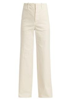 Nili Lotan Irene wide-leg jeans