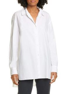 Nili Lotan NL Cotton Shirt