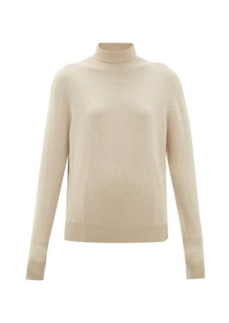 Nili Lotan Ralphie roll-neck cashmere sweater
