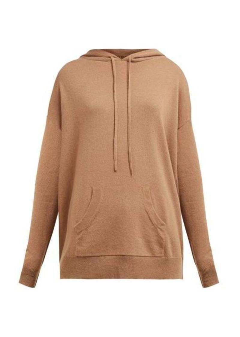 Nili Lotan Selma cashmere hooded sweater