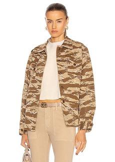 NILI LOTAN Trent Shirt Jacket