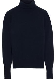 Nili Lotan Woman Cashmere Turtleneck Sweater Midnight Blue