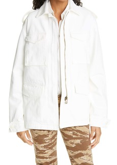 Nili Lotan Wren Denim Jacket