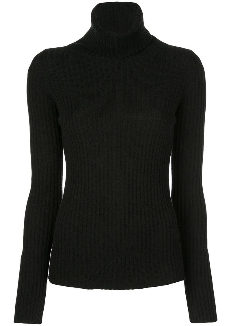 Nili Lotan ribbed knit sweater
