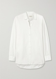 Nili Lotan Yorke Cotton Shirt