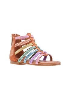 Nina Allice Metallic Sandal (Walker & Toddler)