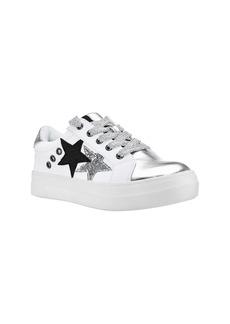 Nina Lizzet Glitter Star Sneaker (Walker, Toddler, Little Kid & Big Kid)