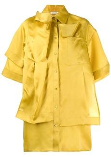 Nina Ricci reconstructed fluid shirt