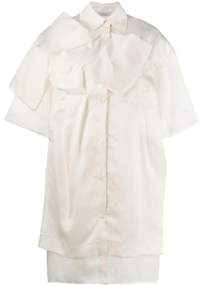 Nina Ricci oversized shirt dress