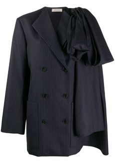 Nina Ricci striped blazer-style dress