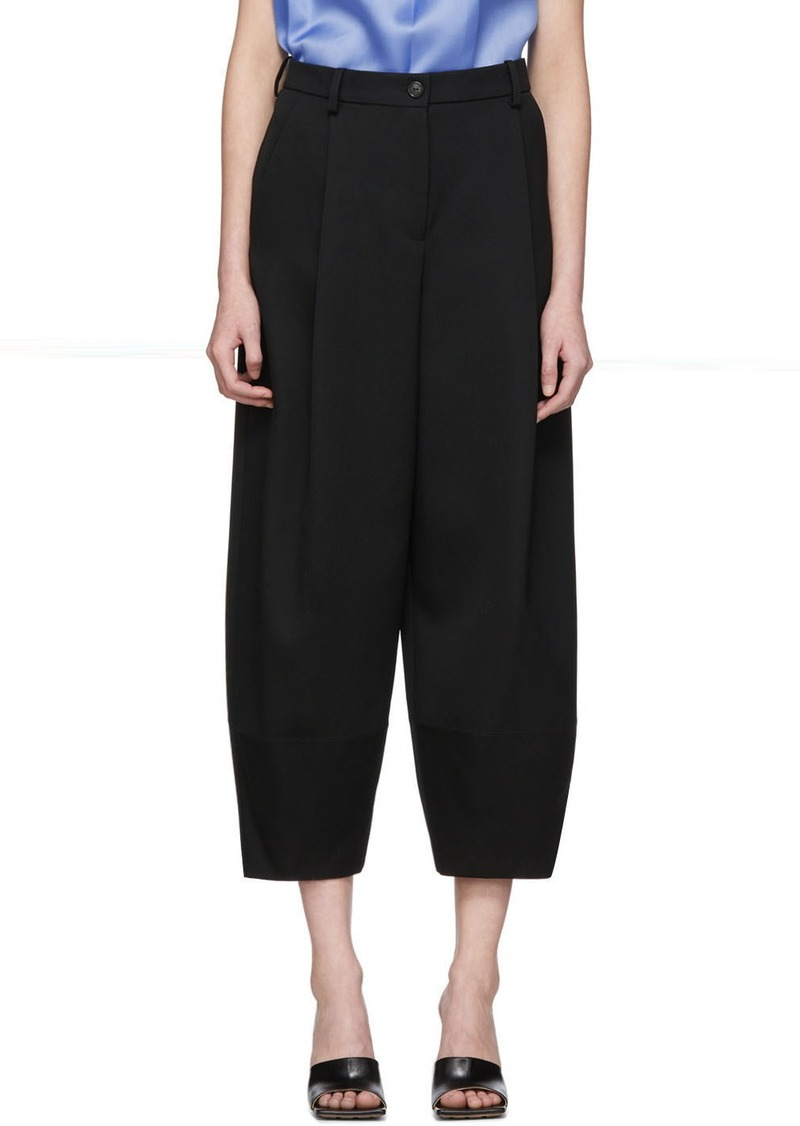 Nina Ricci Black Short Trousers