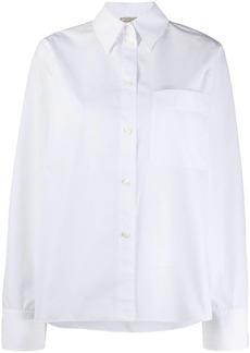 Nina Ricci boxy fit shirt