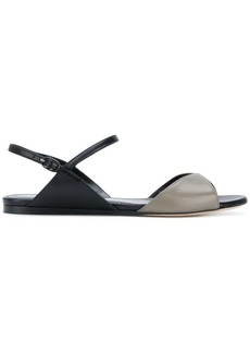 Nina Ricci colour block sandals