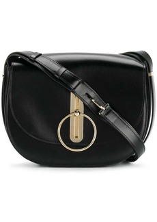 Nina Ricci disc buckle rounded shoulder bag