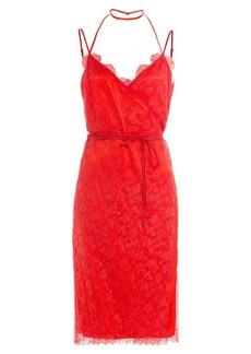 Nina Ricci Dress with Lace
