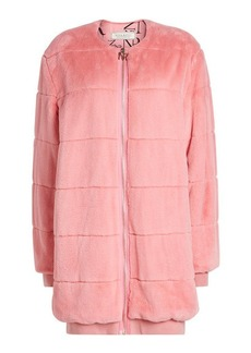 Nina Ricci Faux Fur Jacket