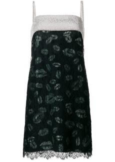 Nina Ricci floral print dress