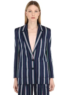 Nina Ricci Fluid Striped Jacket